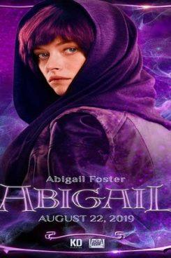 دانلود فیلم Abigail 2019 با دوبله فارسی