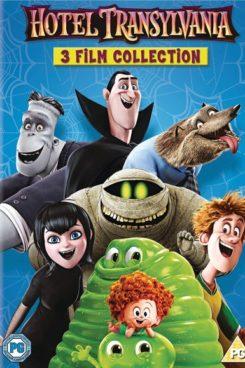 دانلود انیمیشن هتل ترنسلوانیا Hotel Transylvania 1 ، 2  ، 3