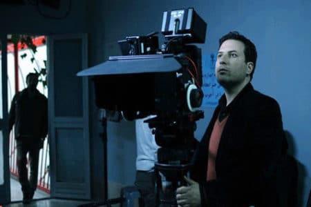 بهمن کامیار کارگردان و تهیه کننده و نویسنده ی فیلم برج ماهی