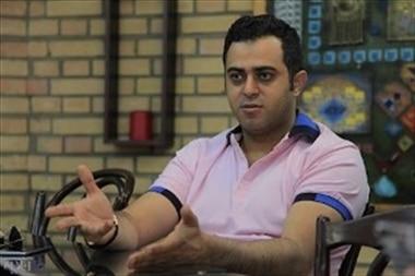 جواد فرحانی تهیه کننده ی حدود ساعت 8 صبح