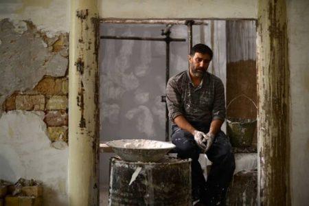 محسن تنابنده بازیگر نقش اصلی فیلم عنکبوت