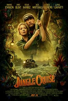 دانلود فیلم گشت و گذار در جنگل (Jungle Cruise 2020)