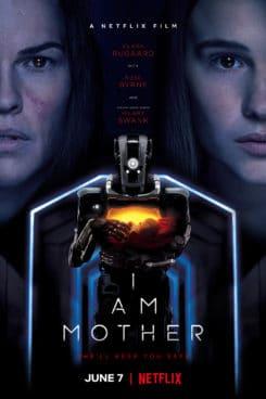 دانلود فیلم من مادر هستم ( I Am Mother 2019 )