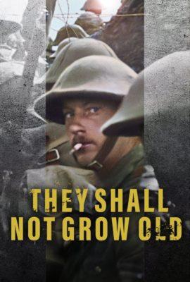 دانلود مستند آنها پیر نخواهند شد (They Shall Not Grow Old 2018)