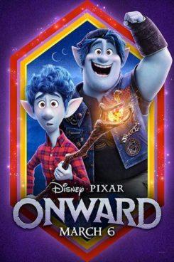 دانلود انیمیشن به پیش (Onward 2020)