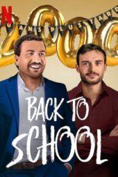 پوستر فیلم back to school