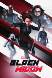پوستر بیوه ی سیاه