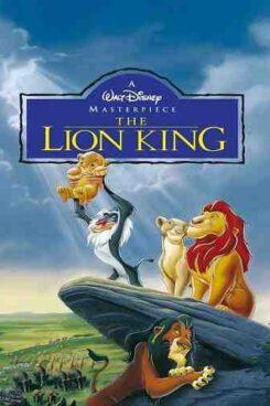 دانلود انیمیشن شیرشاه 1 The Lion King