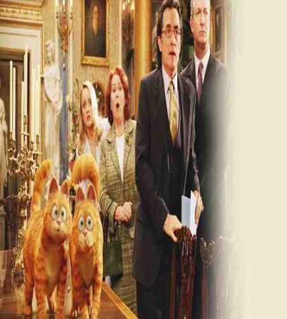 پشت صحنه فیلم2 2006 Garfield