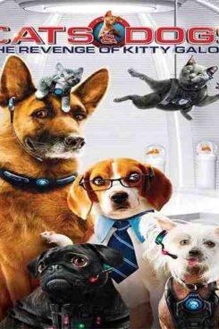 دانلود فیلم گربه ها و سگها 2010 Cats & Dogs