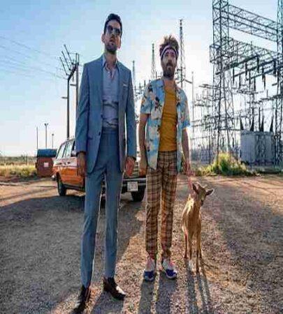 بازیگران فیلم 2020 Half Brothers