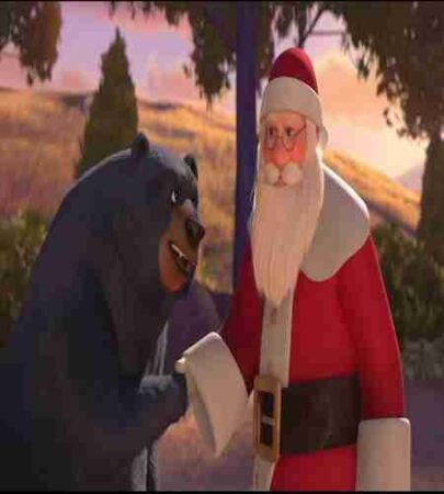 تصاویر انیمیشن A Trash Truck Christmas 2020