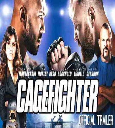 پشتصحنه فیلم Cagefighter 2020
