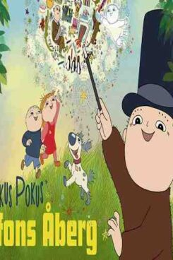 دانلود انیمیشن ماجراهای الفی Hokus pokus Albert