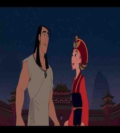 نقد وبررسی Mulan