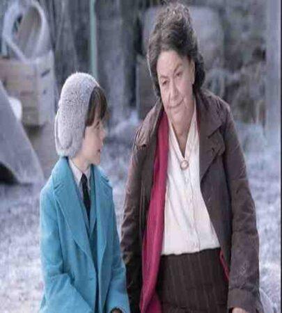 پشت صحنه فیلم Roald and Beatrix 2020