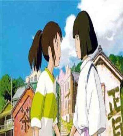 پشت صحنه انیمیشن Spirited Away 2001