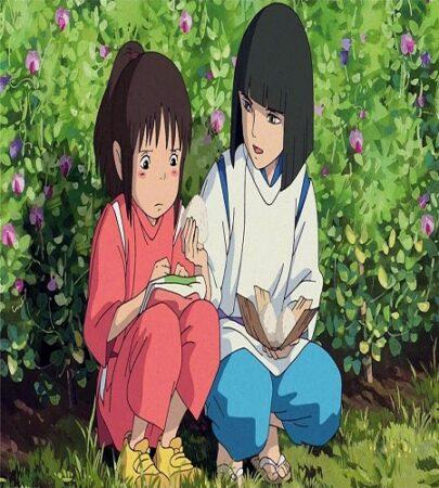 تصاویر انیمیشن Spirited Away 2001