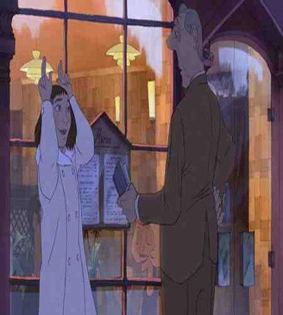 تصاویر انیمیشن The Illusionist 2010