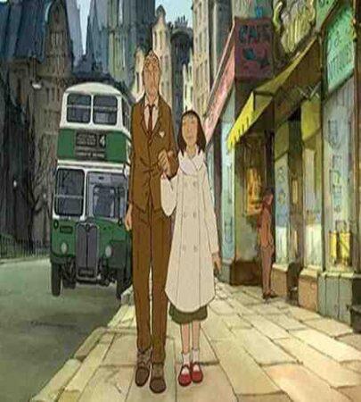 نقد وبررسی انیمیشن The Illusionist 2010