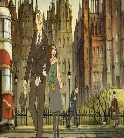 بازیگران انیمیشن The Illusionist 2010