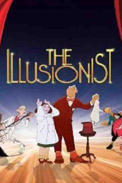 دانلود انیمیشن شعبده باز The Illusionist 2010