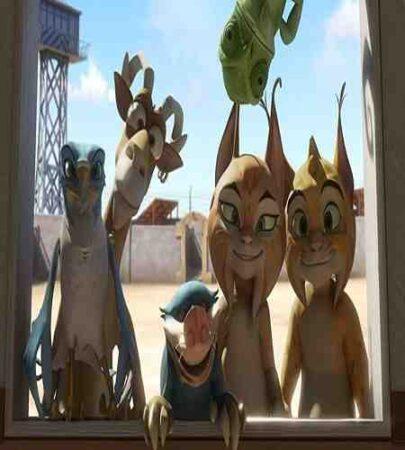 تصاویر انیمیشن The Missing Lynx 2008