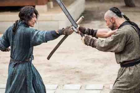 نقد وبررسی فیلم The Swordsman 2020