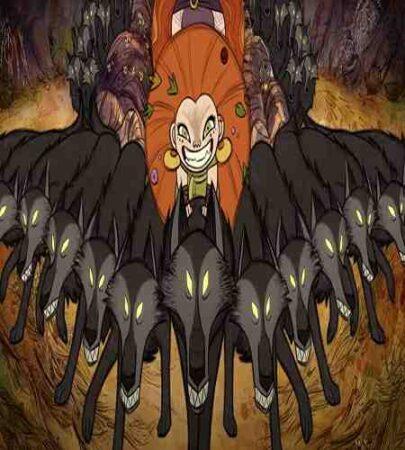 تصاویر انیمیشن Wolf Walkers 2020
