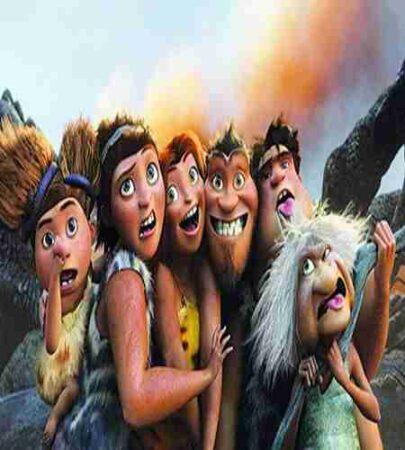 نقد وبررسی انیمیشن thecroods 2
