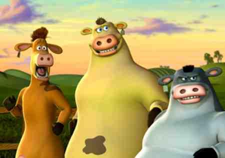بازیگران انیمیشن Barnyard 2006