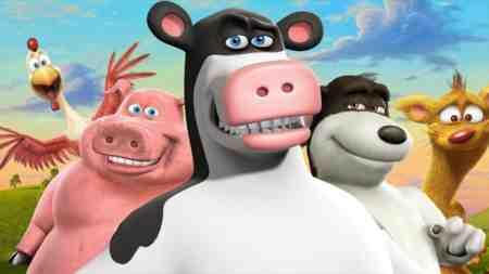 نقد وبررسی انیمیشن Barnyard 2006