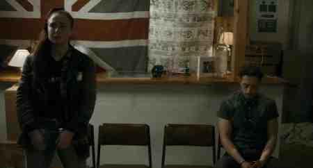 پشت صحنه فیلم Criminal Audition 2019