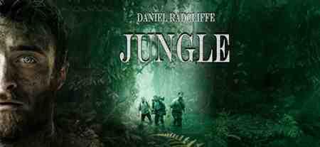 پشت صحنه فیلم Jungle 2017