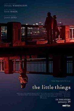 دانلود فیلم چیزهای کوچک The Little things 2021
